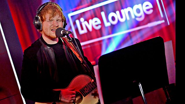 BBC Radio 1 Live Lounge Ed Sheeran