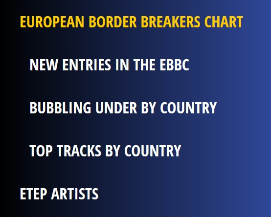 European Border Breakers Charts menu